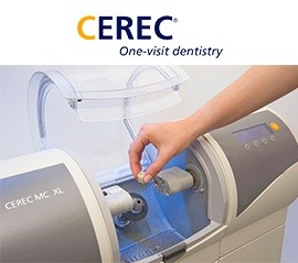CEREC dental crown crafting system
