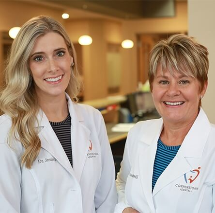 Fargo dentists Jessica Majidian DDS and Stacy Goodwill DDS